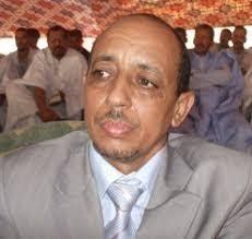 مع الرئيس القدوة، سيدي محمد ولد الشيخ عبد الله / كابر ولد حمودى