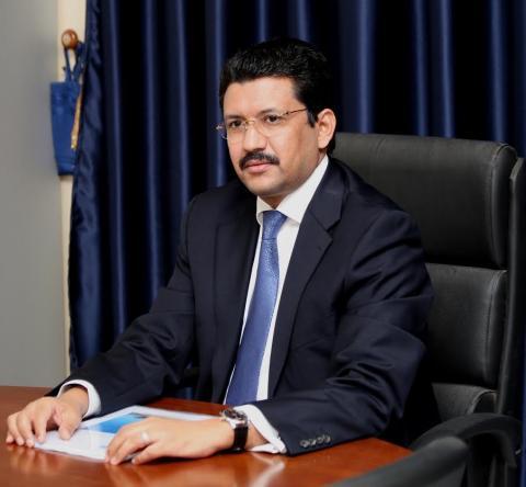 وزير التجهيز والنقل محمد عبد الله ولد أوداعه