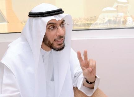 الداعية محمد العوضي