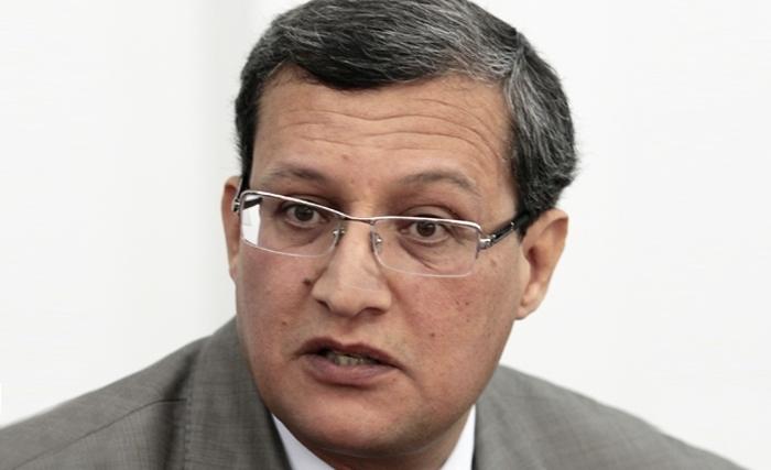 وزير الطاقة والمناجم والطاقات المتجددة التونسي خالد قدور