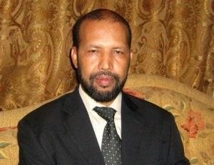 النائب البرلمانى محمد غلام ولد الحاج الشيخ