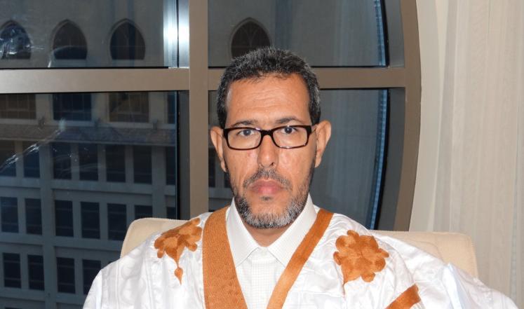مقابلة الحسن ولد محمد مع موقع الجزيرة نت