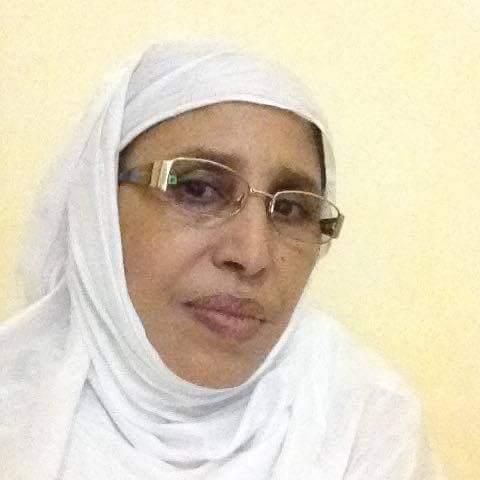 عيشة بنت محمد أحمد