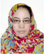 مريم بنت حدمين باحثة في مجال القانون