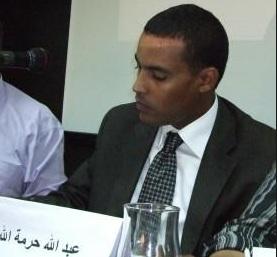عبد الله ولد حرمة الله _المدير العام لاذاعة موريتانيا