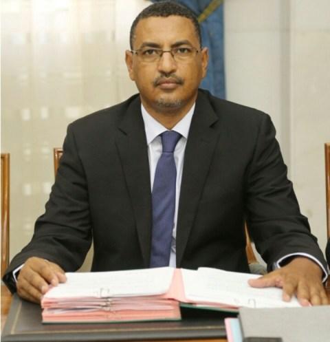أحمد سالم ولد عبد الرؤوف