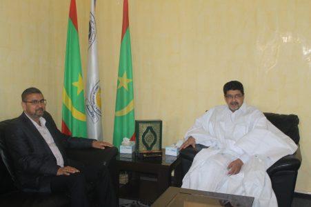 موريتانيا: أبو زهرى يشيد بقرار ولد عبد العزيز حول طرد السفير الإسرائيلي