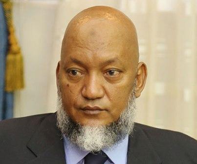 الوزير الأمين العام للرئاسة والضابط السابق سيدنا عالى ولد محمد خونه