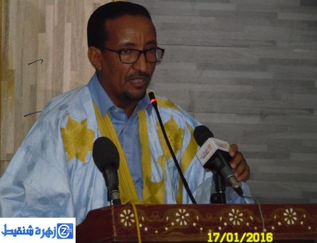 """مدير مركز """"مبدأ"""" محمد ولد سيد أحمد فال (بياتي)"""