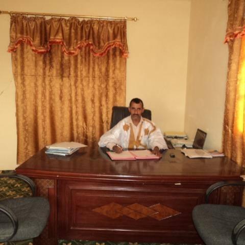 أج ولد الدي كاتب موريتاني