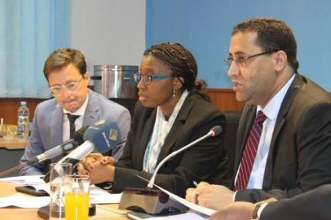 تم تعيين المختار ولد أجاي وزيرا للاقتصاد والمالية يوم 29 فبراير 2016