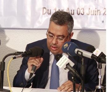 المحافظ المساعد للبنك المركزى بموريتانيا الشيخ الكبير ولد مولاي الطاهر