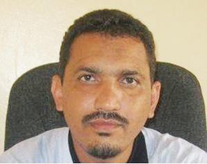 الكاتب الصحفى الحافظ ولد الغابد / زهرة شنقيط