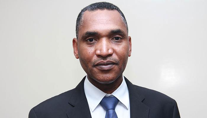 مدير الشركة الوطنية للصناعة والمناجم بموريتانيا أحمد سالم ولد البشير