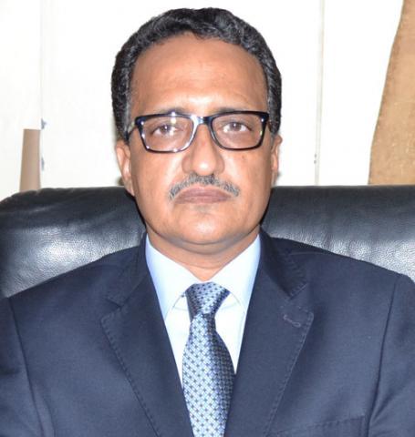 وزير الخارجية اسلكو ولد أحمد أزدبيه