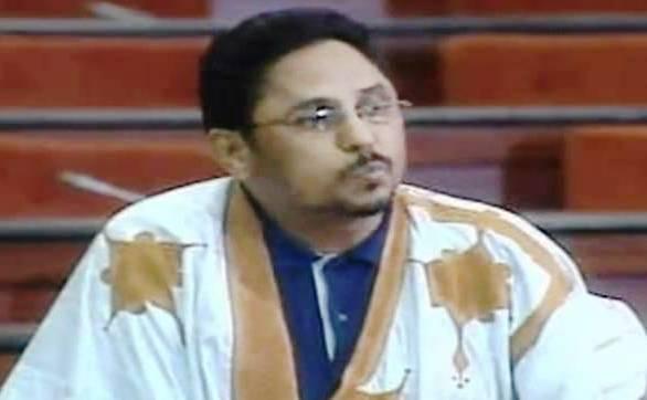 وزير العلاقات مع المجتمع المدنى محمد الأمين ولد الشيخ
