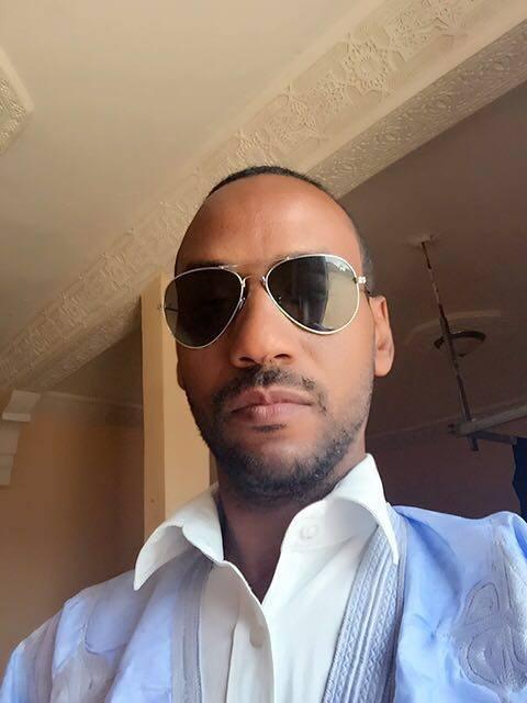 عبيد إميجن  كاتب موريتاني مهتم بالشؤون الافريقية