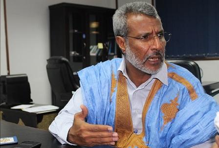 صالح ولد حننا : لهذه الأسباب نرفض تمرير التعديلات الدستورية (مقابلة)