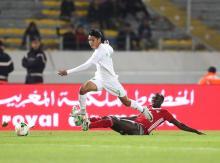المهاجم الصاعد حميه ولد الطنجى لعب المباراة كاملة وأثار انتباه الجمهور الرياضى وأبرز المتابعين للبطولة