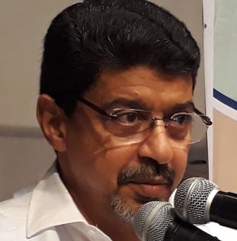 رئيس حزب الاتحاد من أجل الجمهورية الحاكم فى موريتانيا سيدى محمد ولد محم
